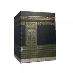 METAL İSKELETLİ MAKET KABE Saten Kumaş (150 X 200)