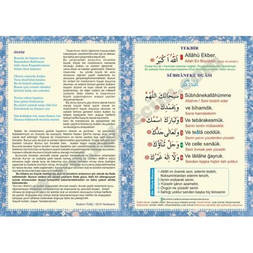 sekine duası türkçesi